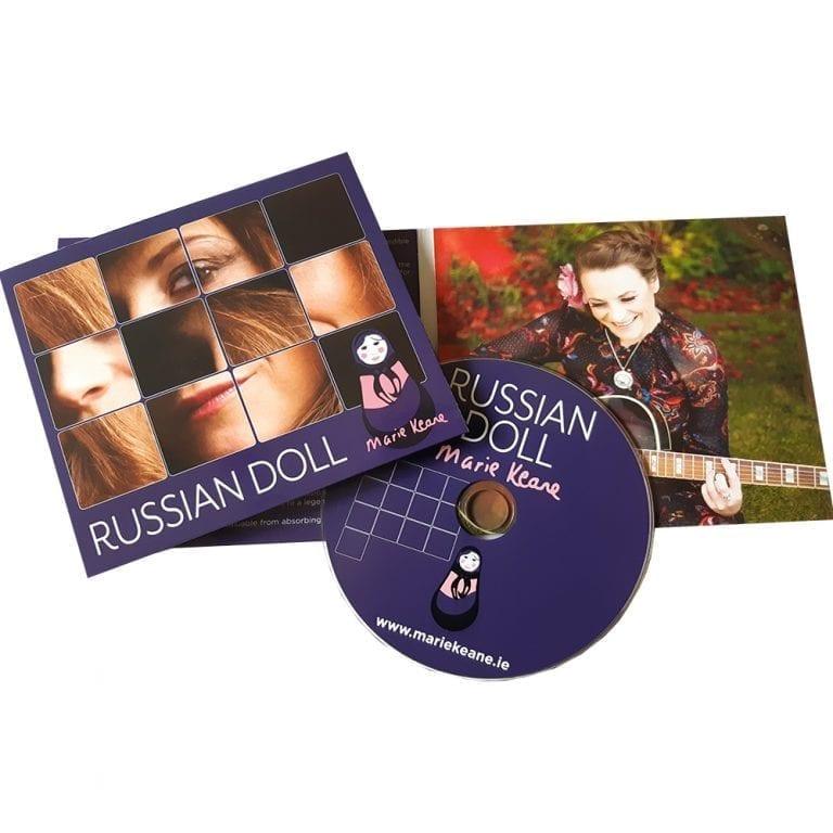 Marie Keane - Russian Doll CD Version
